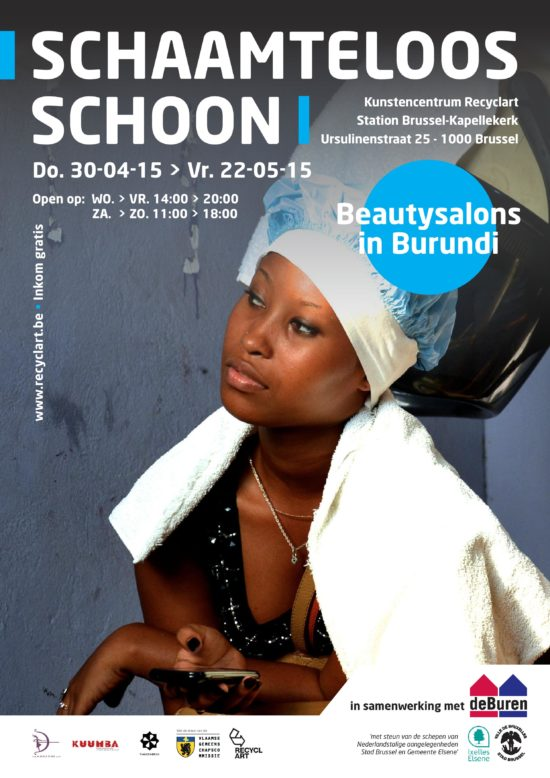 Schaamteloos Schoon/ Beautysalons in Burundi